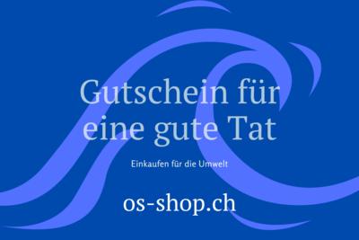 Ocean Support Geschenk-Gutschein