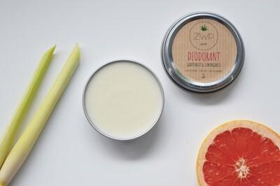 Veganer Deodorant Grapefruit & Lemongrass