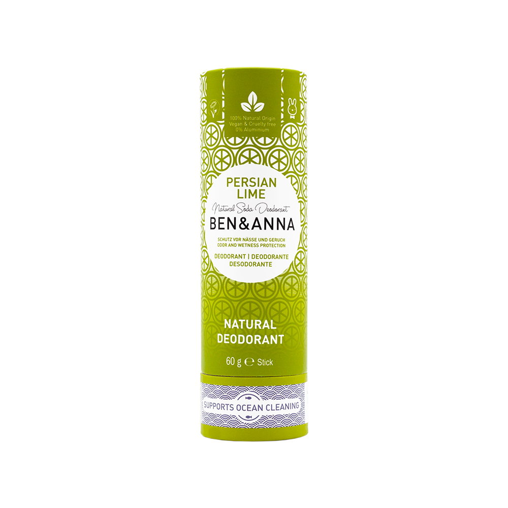 Veganes Natur Deo - Persian Lime von Ben&Anna