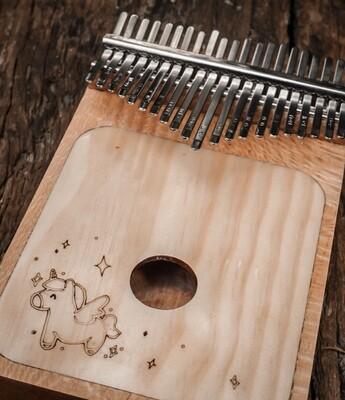 aPurla Handmade Kalimba - 21 Key