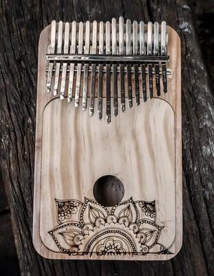 aPurla Handmade Kalimba - 17 Key