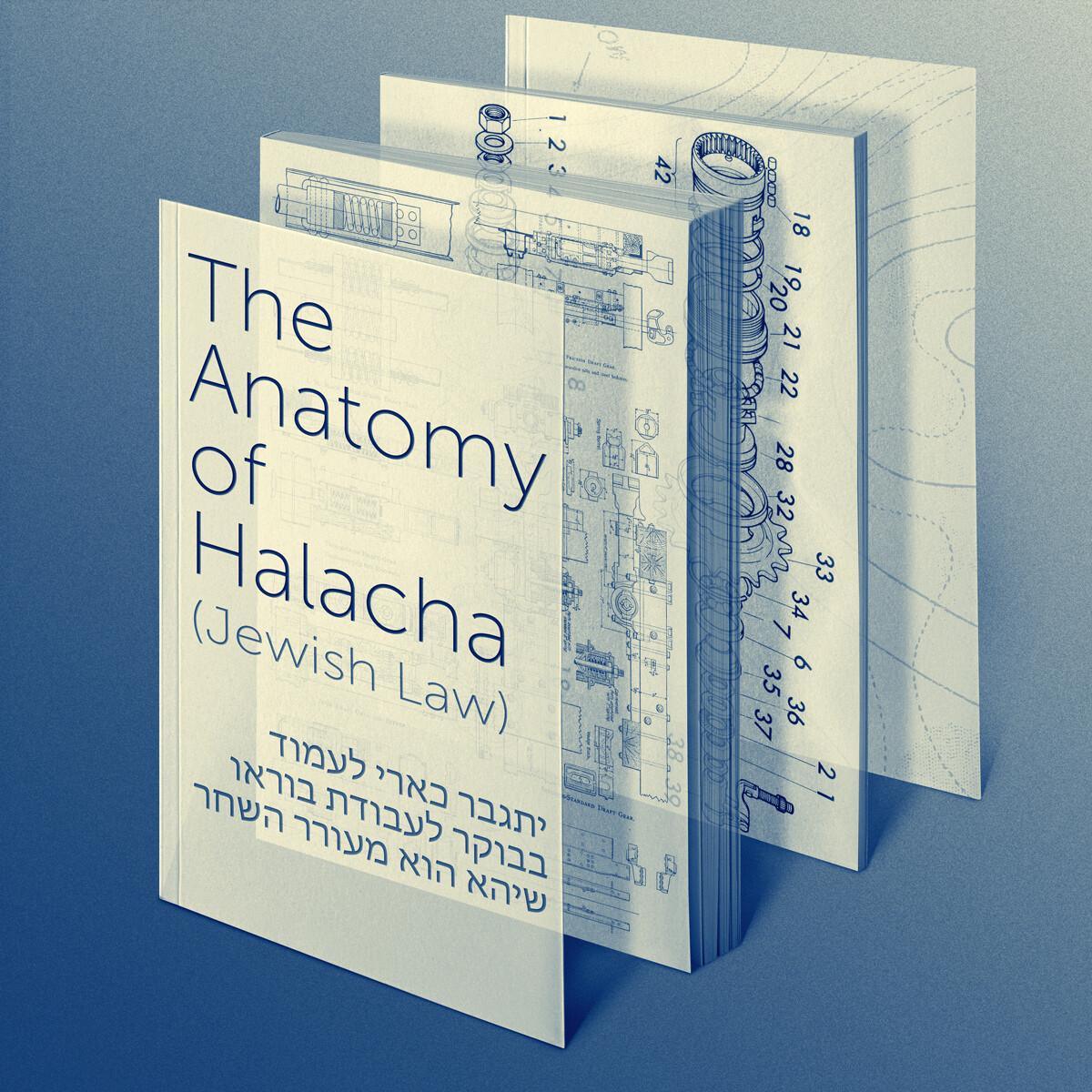 The Anatomy of Halacha