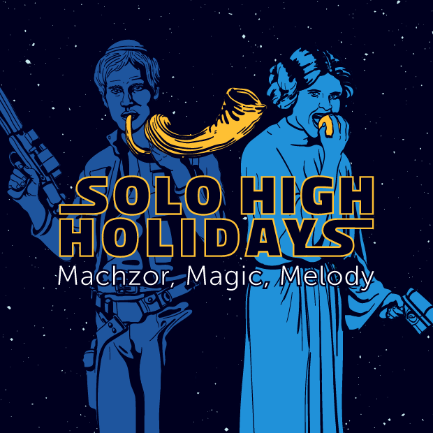 Solo High Holidays