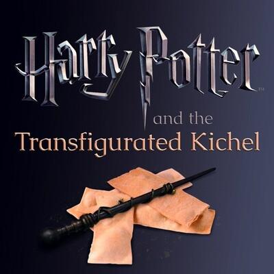 Harry Potter & the Transfigurated Kichel