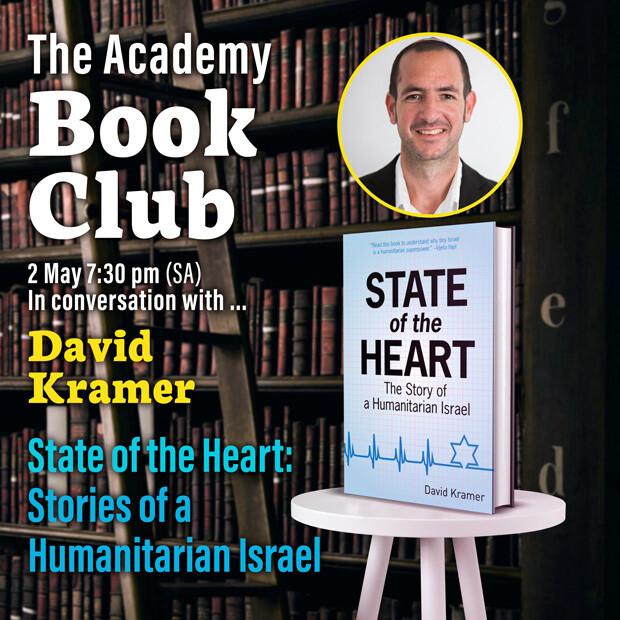 Academy Book Club 2 David Kramer - State of the Heart