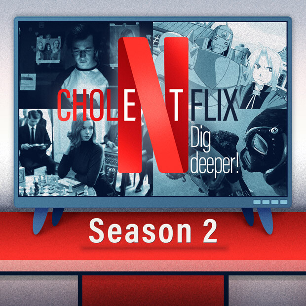 Netflix and Cholent Season 2