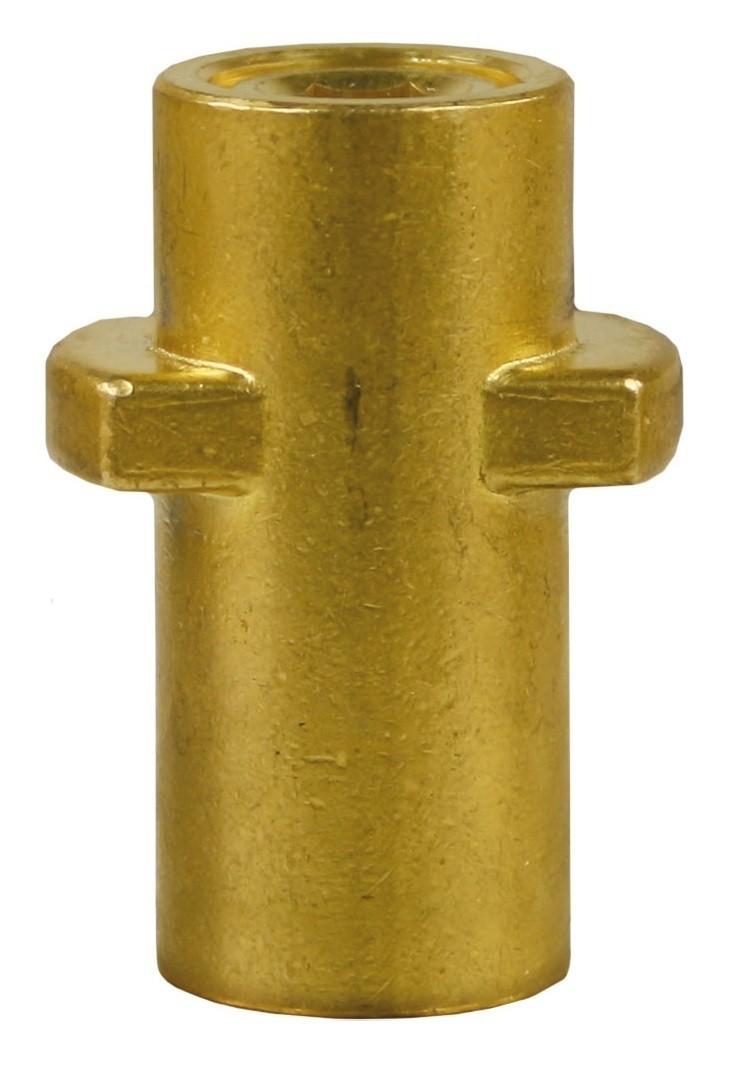 "KARCHER Bayonet Plug Brass 1/4"""