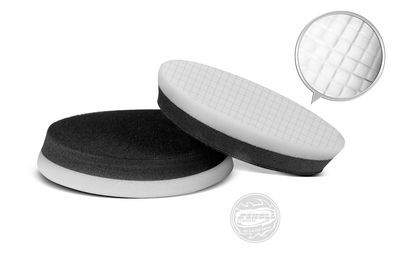 SCHOLL SPIDER PAD S 90MM BLACK/WHITE