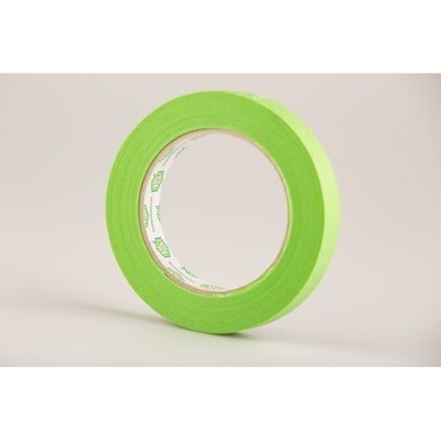 Detailers Green Masking Tape 18MM