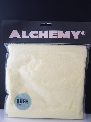 ALCHEMY Edgeless Buffing Towel
