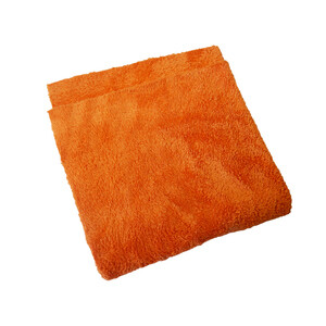 MAMMOTH Orange Canary Extra Soft Buffing Towel