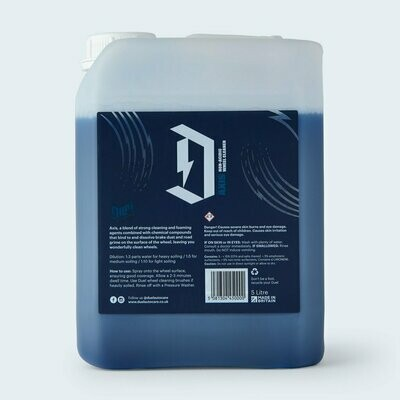 DUEL PROFILE TYRE AND TRIM DRESSING 5LTR