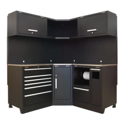 SEALEY  Modular Cabinet Combo Stainless Steel