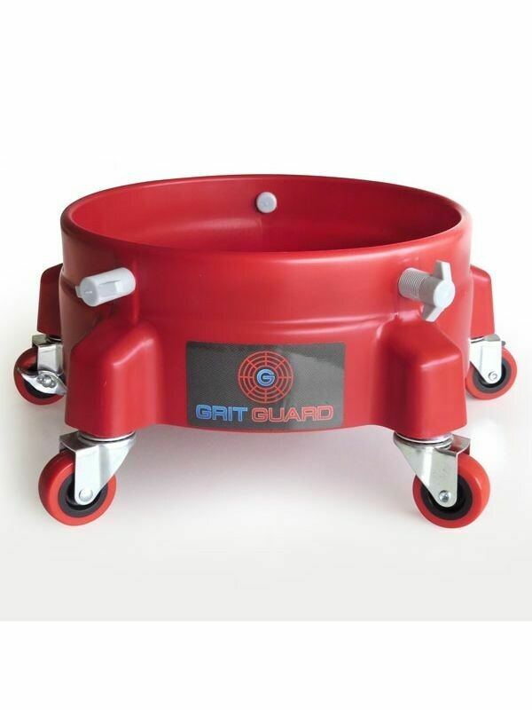 GRIT GUARD BUCKET DOLLY GREEN AND OTHER COLOURS
