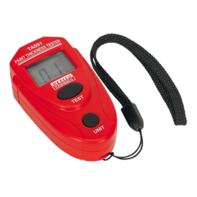 Sealey Paint Thickness Gauge (Red)