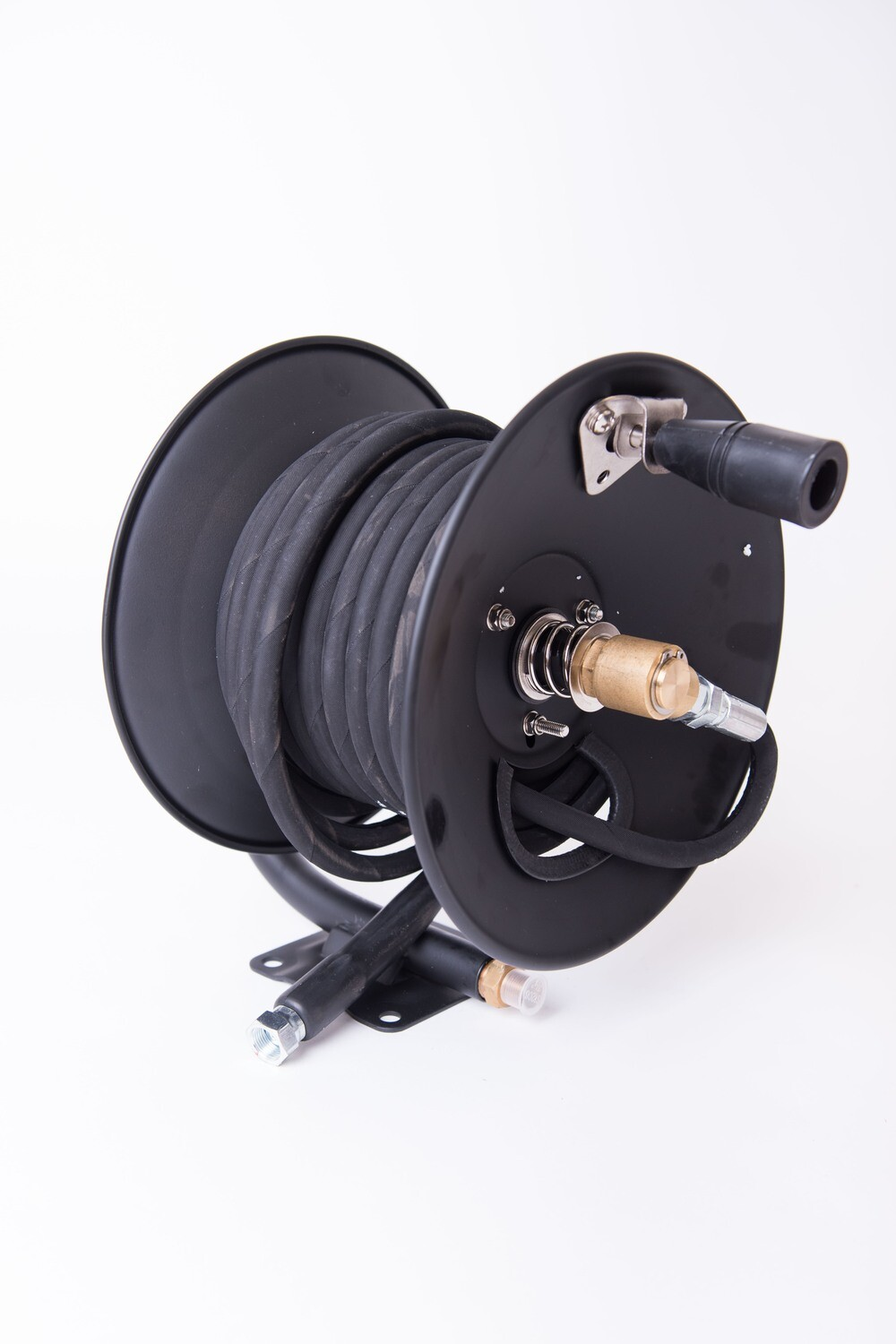 MTM Hose Reel With 15M  1/4 Inch 1 Wire Hose