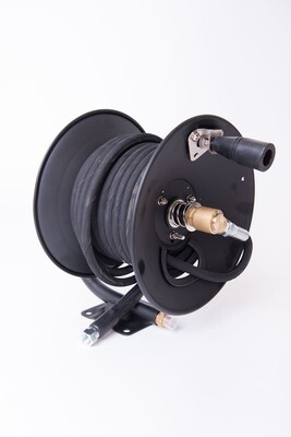 MTM Hose Reel 1/4 Inch 1 Wire Hose
