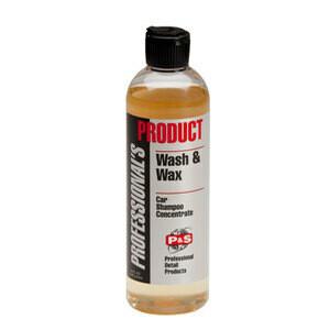 P&S Wash & Wax Shampoo