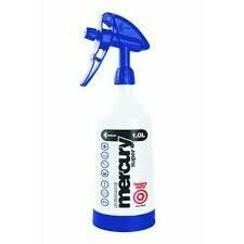 Mercury Double Action Trigger Sprayer Alkaline 1 Litre
