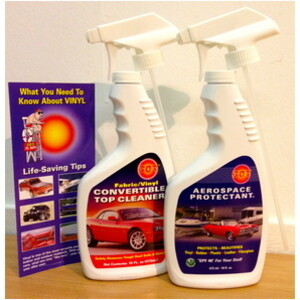 303 Convertible Top Vinyl Cleaning & Care Kit