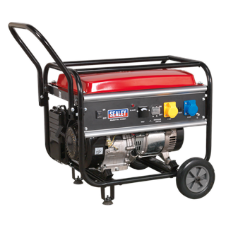 SEALEY Generator 3800W 110/230V 9.2hp