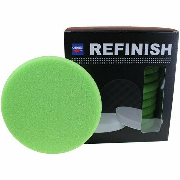 CARTEC REFINISH PRO Green Compounding Pad 135mm