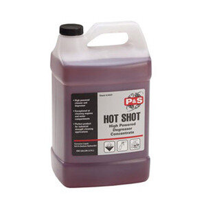 P&S Hot Shot High Power Degreaser Concentrate 120oz