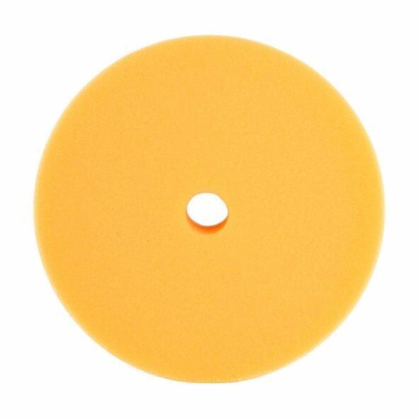 CARTEC Yellow Compound Pad 180MM (Orbital)