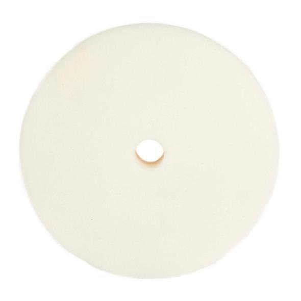 CARTEC White Compound Pad 180MM (Orbital)