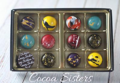 Variety Chocolate Box