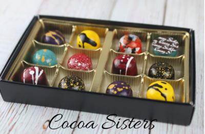 Create a Chocolate Box