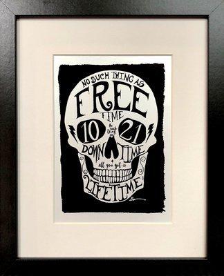 Free Time Skull