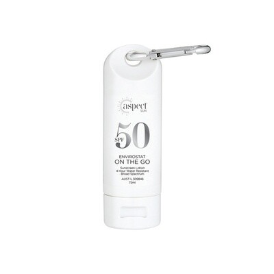 Aspect SPF 50 Envirostat on the go 75ml