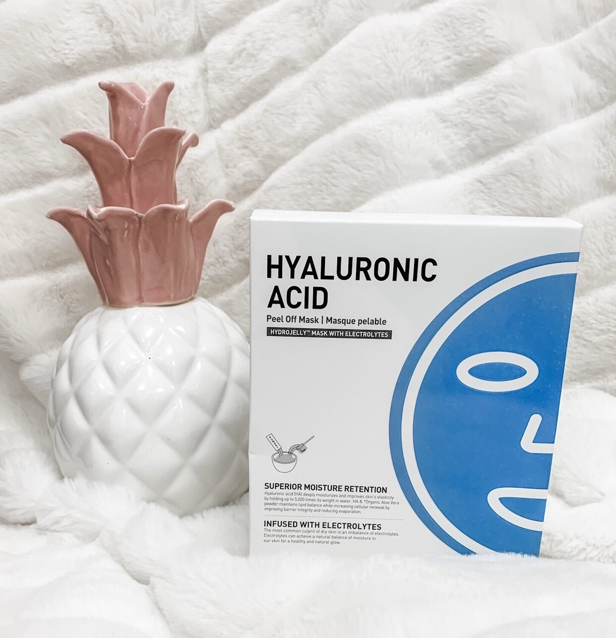 Hyaluronic Acid - Esthemax Hydrojelly Home Mask