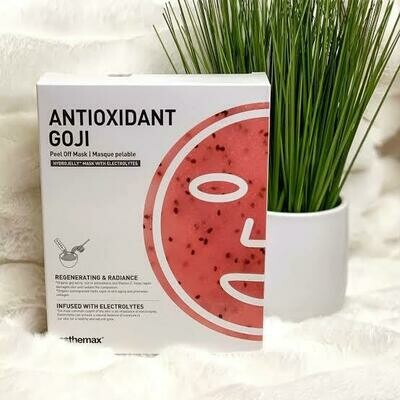 Antioxidant Goji - Esthemax Hydrojelly Home Mask