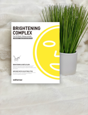 Brightening Complex - Esthemax Hydrojelly Home Mask