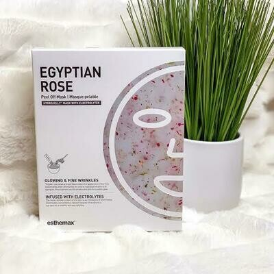Egyptian Rose - Esthemax Hydrojelly Home Mask