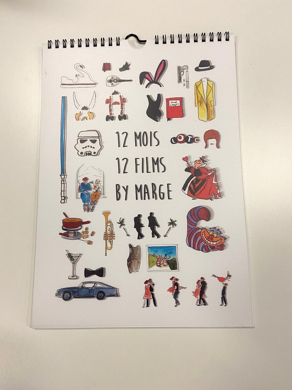 Calendrier : Les films