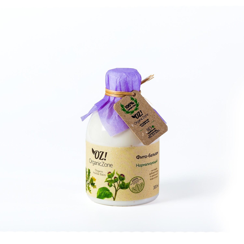 "Фито-бальзам ""Нормализующий"" OZ! OrganicZone"