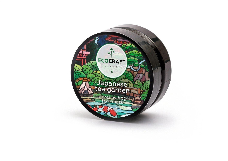 """Маска для увлажнения и восстановления волос """"Японский чайный сад"""" ECOCRAFT"""
