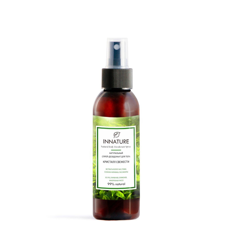 """Натуральный спрей-дезодорант для тела """"Минеральная защита"""" INNATURE"""