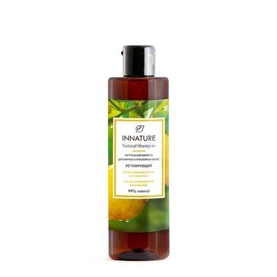Натуральный шампунь для жирных и проблемных волос