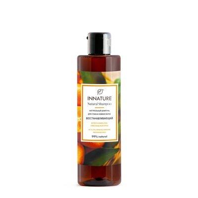 Натуральный шампунь для сухих и ломких волос