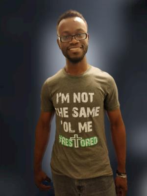 #Restored - Unisex T-Shirt