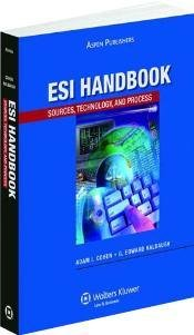 ESI Handbook:  Sources, Technology and Process