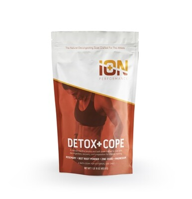 iON Detox + Cope w/natural menthol and zinc