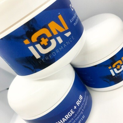 iON Charge Rub 3 Pack
