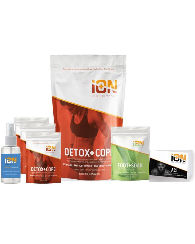 Detox + Clean Pack!