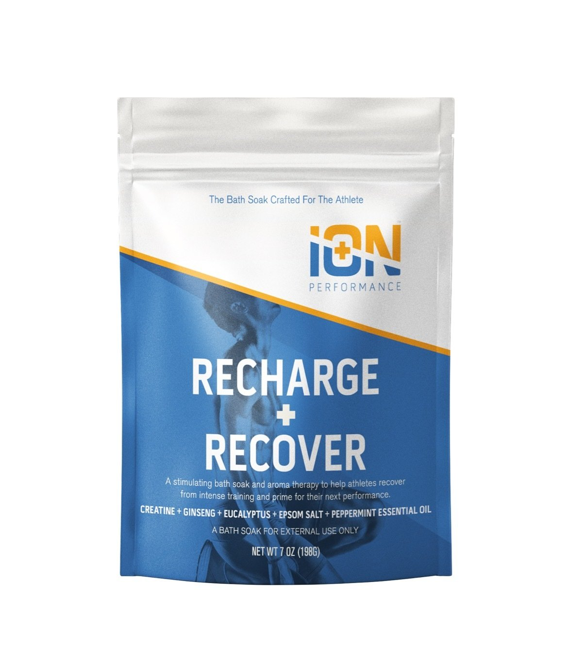 Recharge + Recover Creatine +Magnesium Sport Soak  7 oz - 6 Pack