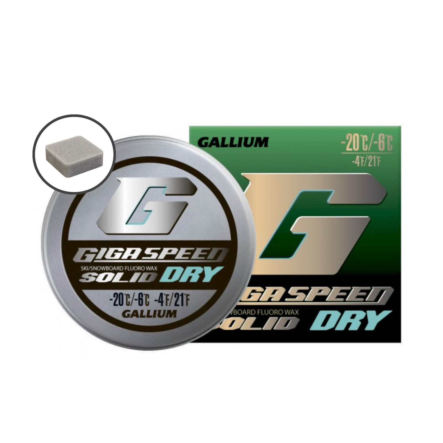 GIGA SPEED SOLID dry